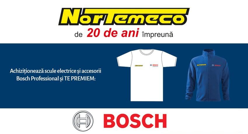 Nortemeco, de 20 de ani împreună - Bosch